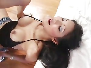 Asian Tranny Loves It Up The Ass