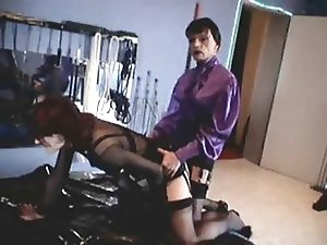 Purple Mistress Fuck